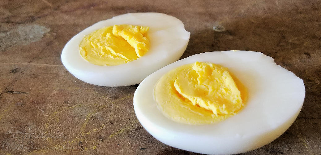 Hard Boiled Eggs at High Altitude