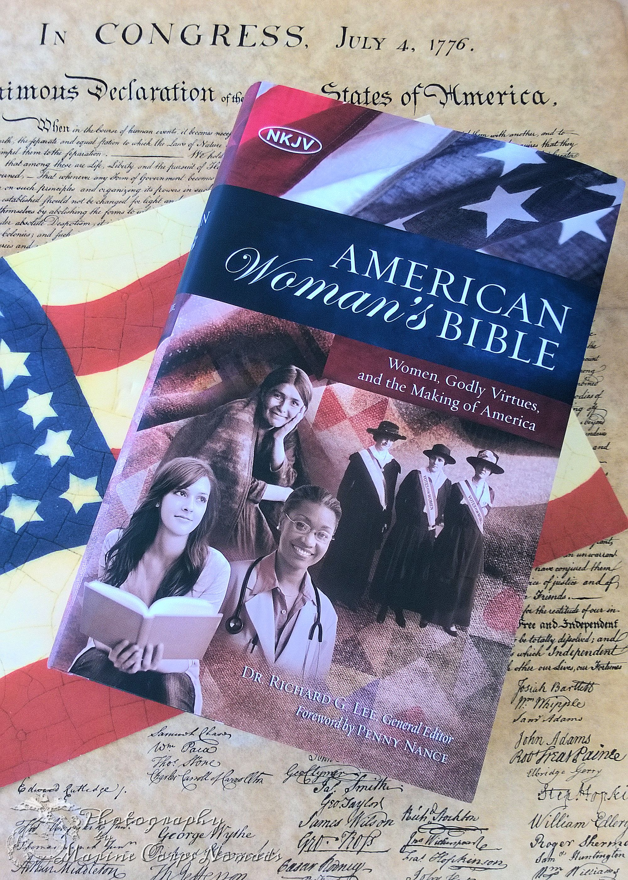 American Women's Bible: Women, Godly Virtues, and the Making of America
