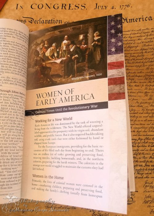 American Women's Bible a look at women throughout American history