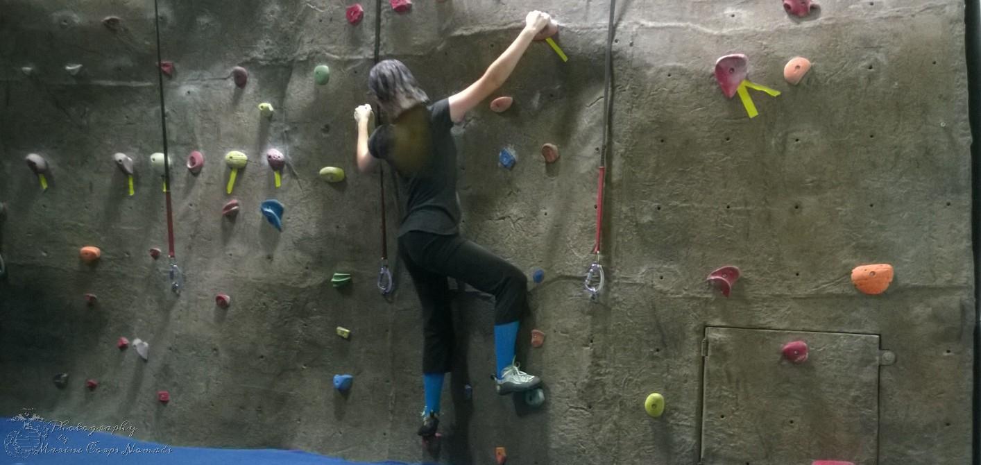 Munchkin climbing