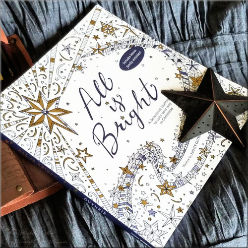 All is Bright Christmas Devotional and Coloring Book