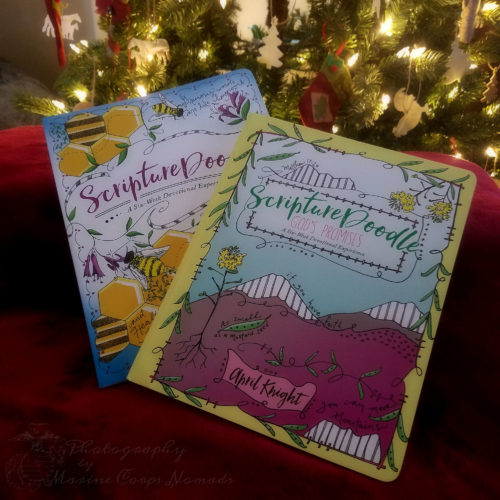 Scripture Doodle Coloring and Devotional Books