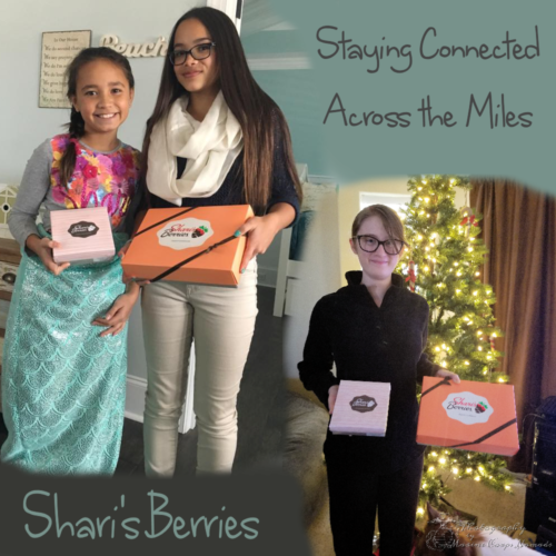 Staying connected across the miles with Shari's Berries