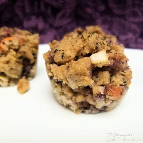Gluten Free Stuffing Muffins
