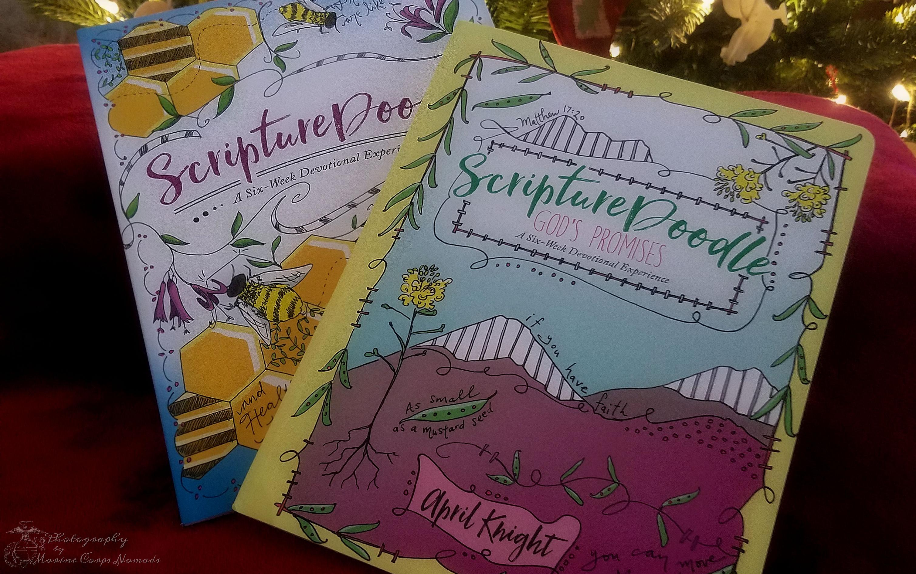 Scripture Doodle Books