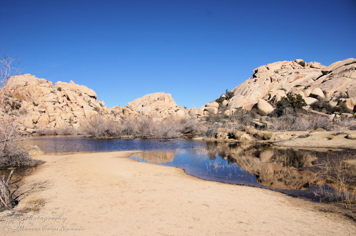 Barker Dam - Winter Hike - Joshua Tree National Park, CA