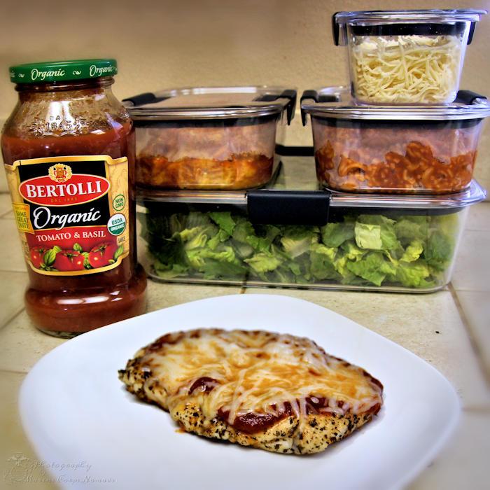 Chicken Parmesan Leftovers