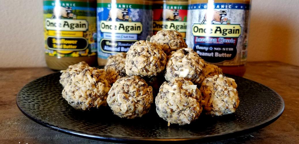 Gluten Free No Bake Protein Energy Bites