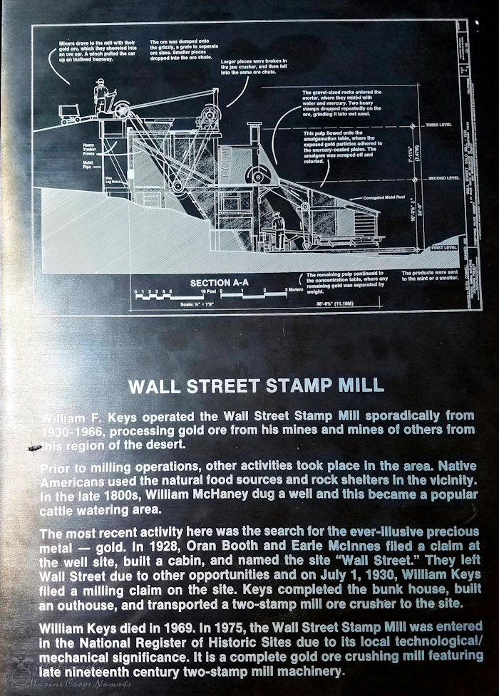 Wall Street Stamp Mill