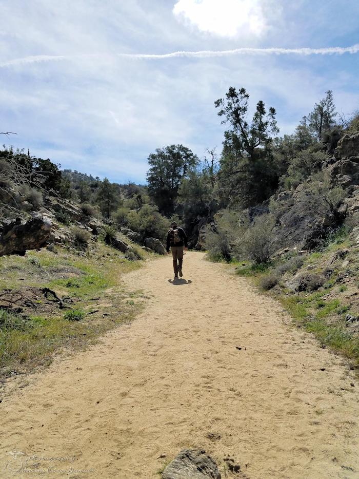Warren Peak Trail