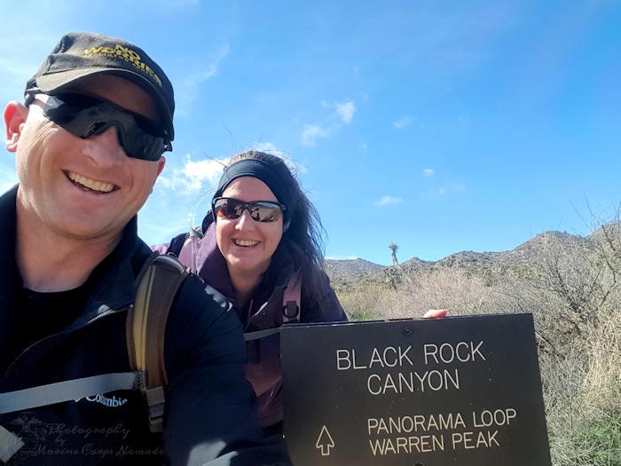 Warren Peak Trailhead