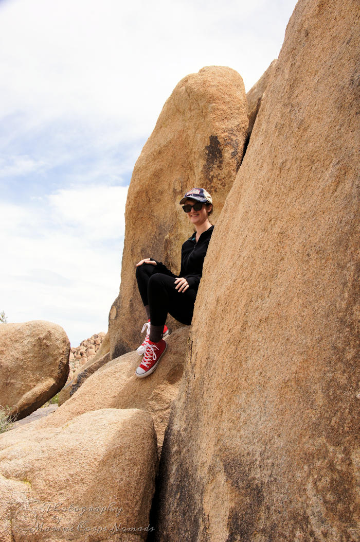 Explore Joshua Tree with Pact Organic