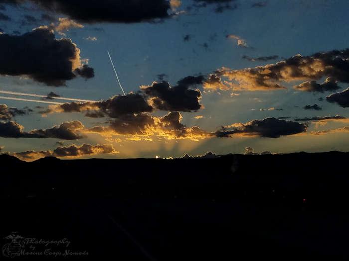 Sunrise on the Homestead