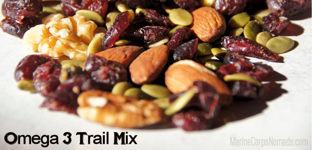Omega 3 Trail Mix